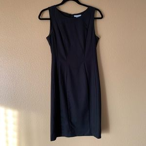 H&M Black Strapless Dress Size 6